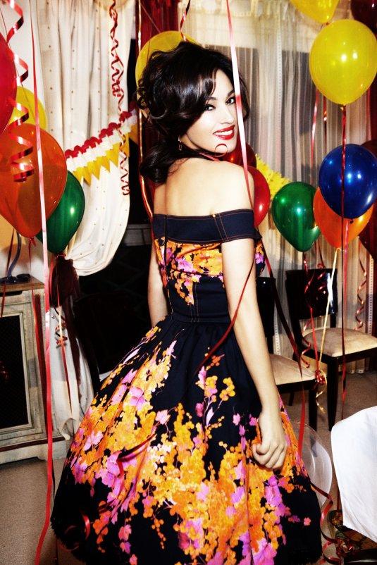 Monica Bellucci Ellen von Unwerth Glamour Italia 2012