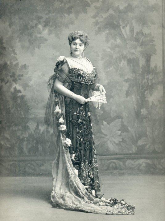 Rejane Le Theatre n195 fevrier 1907
